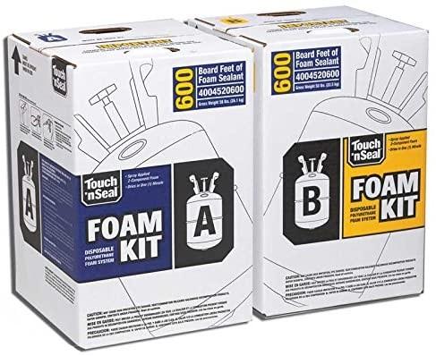 Two-Component Polyurethane Foam Kit