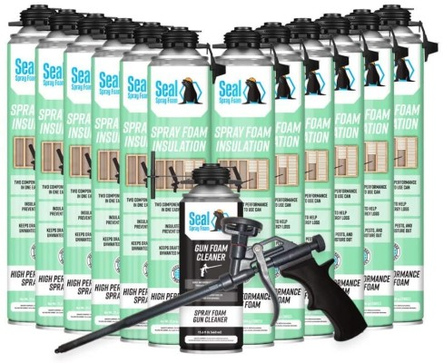 Seal Spray Foam High Performance