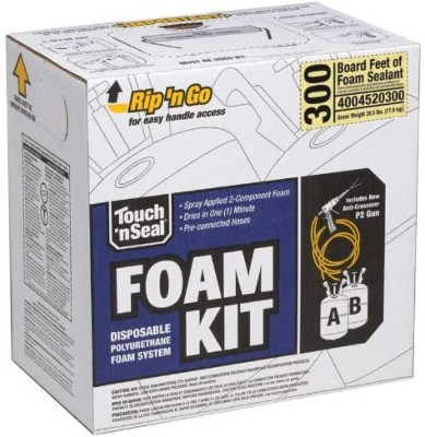 Low Density Insulating Foam Kit