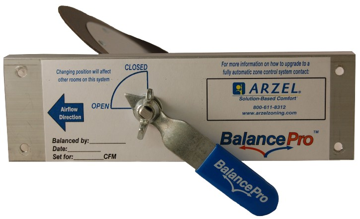 Arzel BalancePro Manual Damper