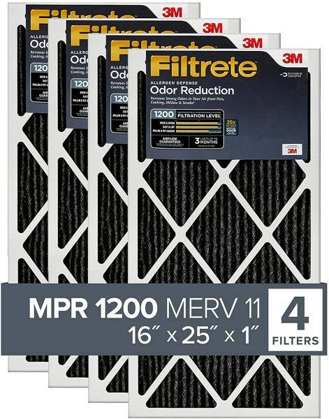 Filtrete AC Furnace Air Filter MPR 1200