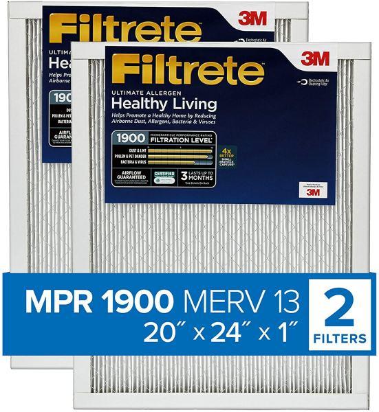 Filtrete Air Filter MPR 1900