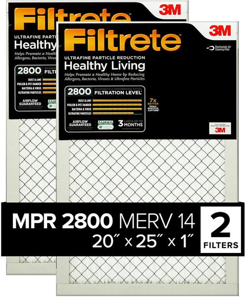 Filtrete AC Furnace Air Filter MPR 2800