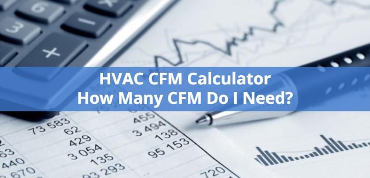 HVAC CFM Calculator